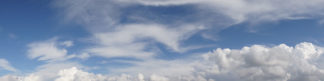 Himmel, sky, clouds