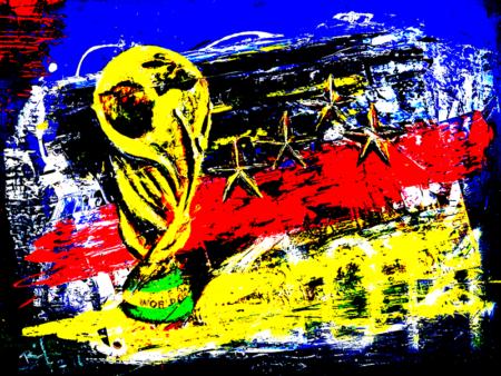 Fußball WM Titel 2014
