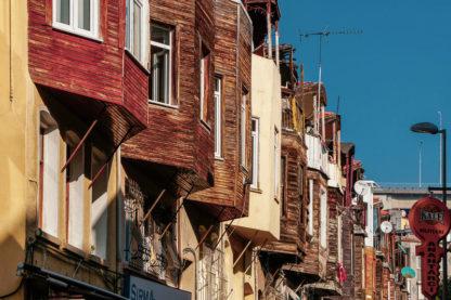 Holzhaus Istanbul